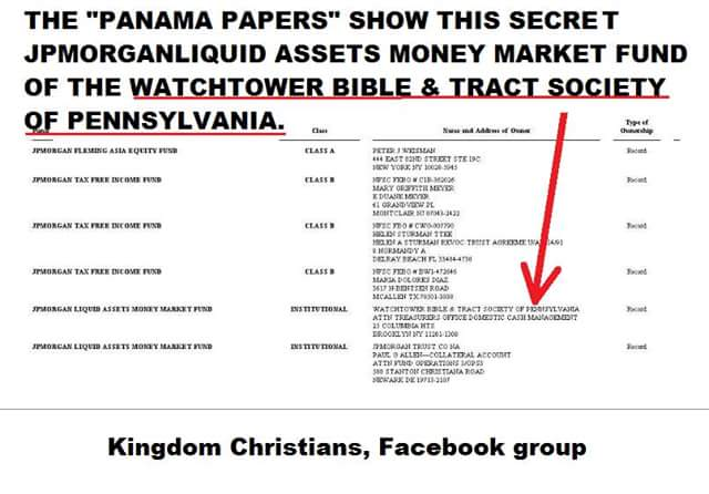 Panama Papers WT